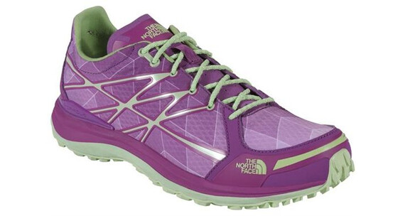 The North Face W's Ultra Tr II Byzantium Purple/Paradise Green